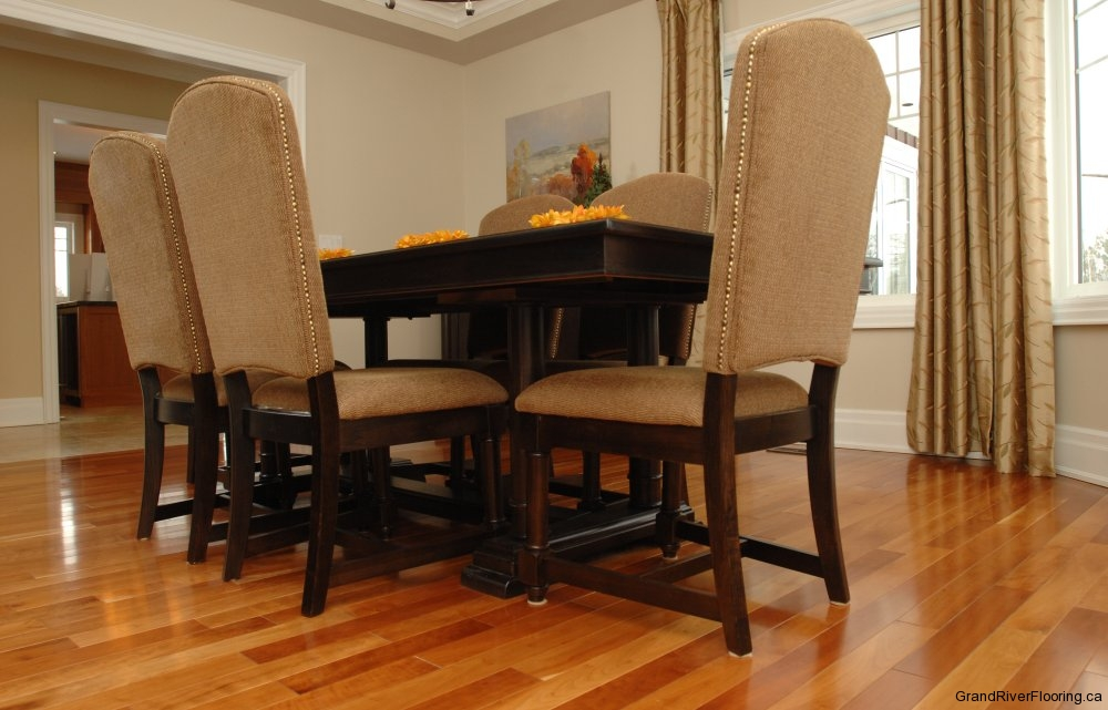 dining rooms with hardwood floors superior hardwood