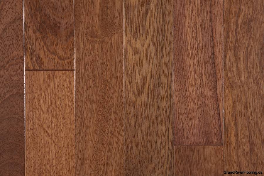 Brazilian cherry light hardwood flooring