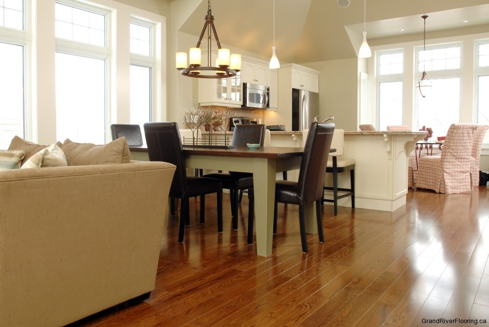 Beautiful Kitchens With Hardwood Flooring Grand River