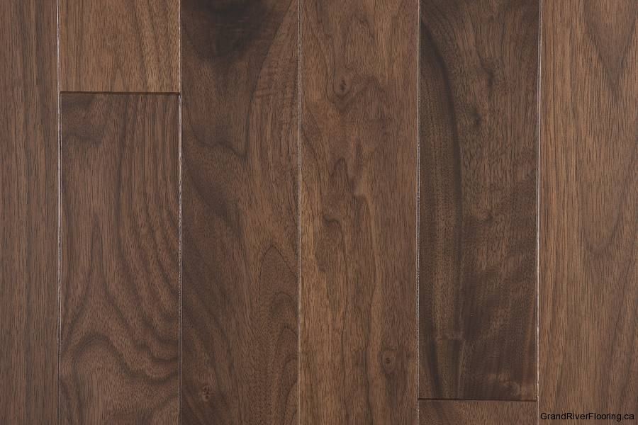 Black Walnut Natural Character Hardwood Flooring