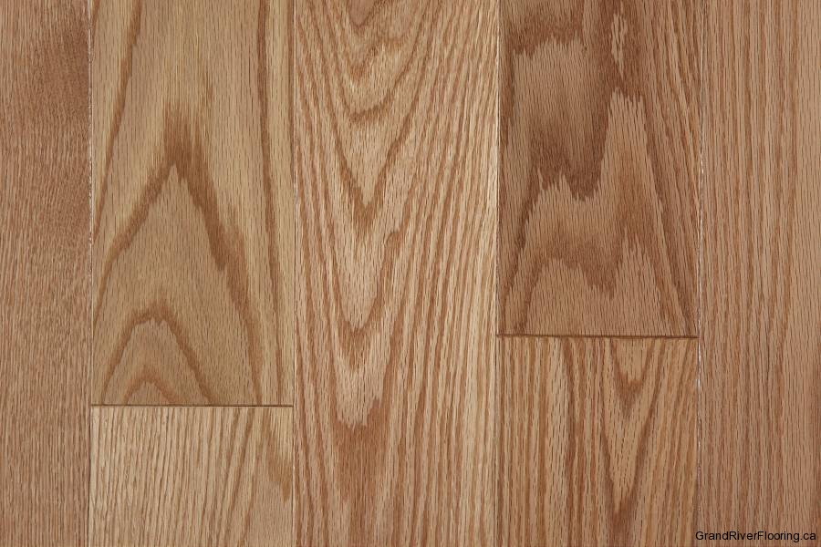 Red oak hardwood flooring types superior hardwood for Wood flooring natural
